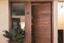 Türen / Haustüren & Zimmertüren