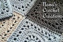 Haken Granny Squares -Crochet Granny square
