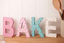 Taarten, cakes & koekjes en desserts -Pies, cakes and cookies