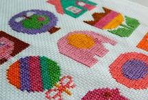 Embroidery for children to try...