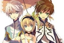Tales of Zestiria / Looking forward to the release of this game. Hope there's an option for Japanese voice overs <3