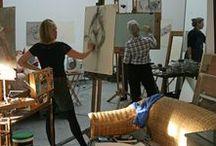 Art Courses Wales / Art Courses run by Niel Bally