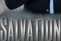 Salvation (Heal Me Series Book 1) / Teasers relating to Salvation - a hot, steamy adult contemporary romance available to buy on Amazon or read free on Kindle Unlimited. http://viewBook.at/Salvation