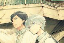 -KurokoNoBasket- / -The Stronger the light , The darker the shadow-