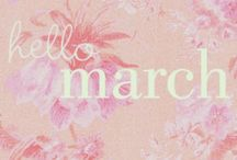 Maart -March