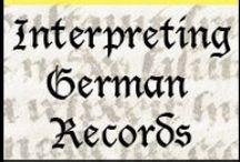 German Ancestors