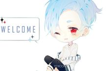 Cute Chibi Boy Luv <3 / all about chibi boys from animes or whatever...feel free to follow for a invite :3