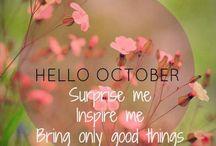 Oktober -October