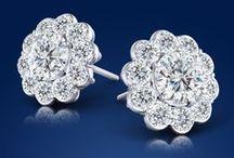 Earrings / Diamond earrings