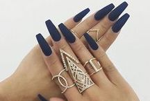 nails nails nailed  it ! / cuute nails