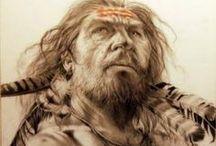 Neanderthals / Neanderthalarna - europeerna.