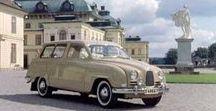 SAAB / Äldre Saab.