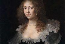 Intressanta porträtt / Porträtt i huvudsak 1600-tal.
