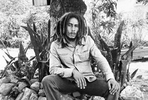 Bob Marley  / by Amy Fisher ॐ