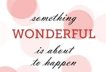Believe in Something WOnderful