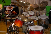 The music room - La sala musica