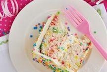 SPRINKLE SPLENDOR / Fun With Sprinkles. Sugar, Confetti, Jimmies Galore.