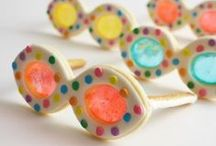 CREATIVE COOKIES / Cookie Tutorials and Ideas. Creative Ways To Make Decorated Cookies