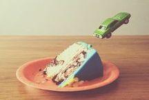 CLASSIC CAKE NOVELTIES / Classic Bakery Novelties Reimagined