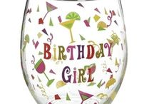 Birthday Wine Diva  / Gifts, ideas and fun wine accessories for the birthday Diva! / by Wine Diva Shop