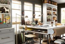 Inspiring Creative Spaces/Home Office / by Mandi Parker