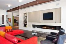 Audio Video Design Portfolio / Home automation and technology for the Boston area home.