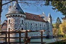 Trésors patrimoniaux / Châteaux, églises, chapelles, ponts, maisons... Tout ce qui inspire !