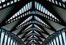 Architecture and Urbanism / Compilação de imagens que abrangem conceitos arquitetônicos e de Urbanismo, de essências técnica e surreal. | Compilation of images that span Architectural and Urbanism concepts, of technical and surreal essences.