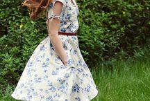 Clothing Tuts & Inspiration / by Ann Steine