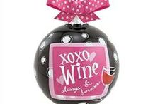 Valentine's Day for Wine Vixens / Throw a Valentine's Wine Party or even an Anti-Cupid party - even if your February 14th means romance between you and a bottle of wine, Wine Diva Shop has wine accessories, recipes and party ideas to get you in the right mood!  / by Wine Diva Shop