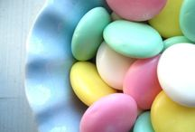 Colour therapy: pastel