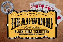Deadwood / Unbelievable series / Deadwood, SD / by Patricia