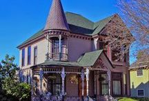 victorian homes / by Barb Chandler