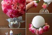 Imprezowe DIY. / Zrób to sam: imprezy, wesela, urodziny.