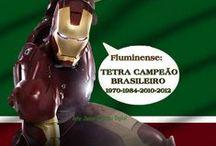 Fluminense / Montagens / Arte: Junior Campos / Só para quem tem bom gosto... Ou seja: Só para TRICOLORES... FLUMINENSE!!!!!!!!!!!