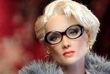 CELEB DOLLS / Miniature celebrities