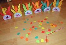 Pääsiäinen: Pelit ja leikit
