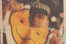 "molecule acidburning /  ""The whole scene exploding into a cavalcade of enjoyment"" - Ken Tappenden, Police"