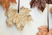 Autumn decoration / Об осеннем декоре
