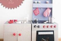 DIY Bastelideen für Kinder / Bastelideen für Kinder, Basteln mit KIndern, DIY mit Kindern, Spielzeug basteln, Spielzeug selber machen, selbstgebautes Spielzeug, Deko fürs Kinderzimmer