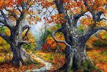 """Emerico Imre Toth / Emerico Tóth Imre egy magyar festő, """"aki szereti a szépséget mindenben (természet, nő, szemek, fitt test, és az állatok, vadon élő állatok...)."""" Művei általában akril festékkel vászonra készülnek."""