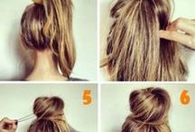 Hair Tutorial / Haaaaaiiiirrrrrrr