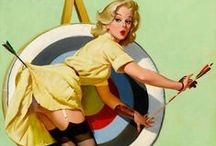 Pin Up Girls <3