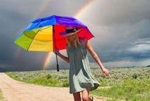 """Eső előtt, eső után... / """"Vannak, akik érzik az esőt, a többiek csupán vizesek lesznek"""".   Bob Marley"""