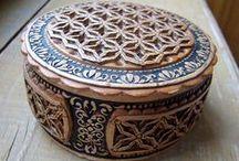 Gyönyörű dobozok / Snuff box- Jewelry box- Trinket box.....