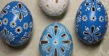 Törékeny művészet / Viktoriánus csipke-, faragott-, vésett-, maratott.... tojás.