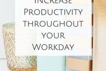 Productivity & getting stuff done / Tips and advice for getting and staying organised