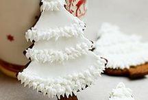 Idées Noël / Ideas for Christmas / Idées Noël recettes, DIY, enfants, faciles. Christmas cookies recipes