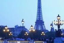 { parlez vous francais } /   I come alive in France...