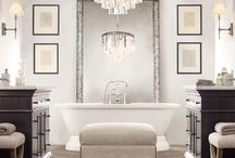 { room to bathe } / bath rooms, master bath